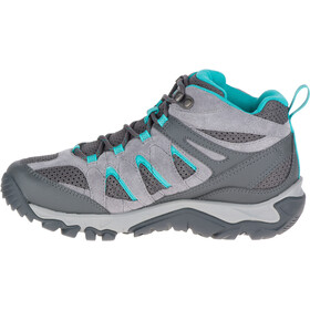 Merrell Outmost MID Vent GTX - Calzado Mujer - gris/azul
